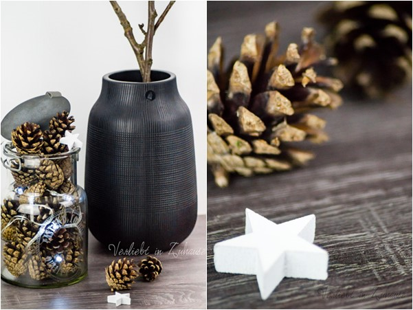Gewinnspiel bei Verliebt in Zuhause: In der Verlosung eine Vase von House Doctor und ein Vorratsglas von Hübsch Interior