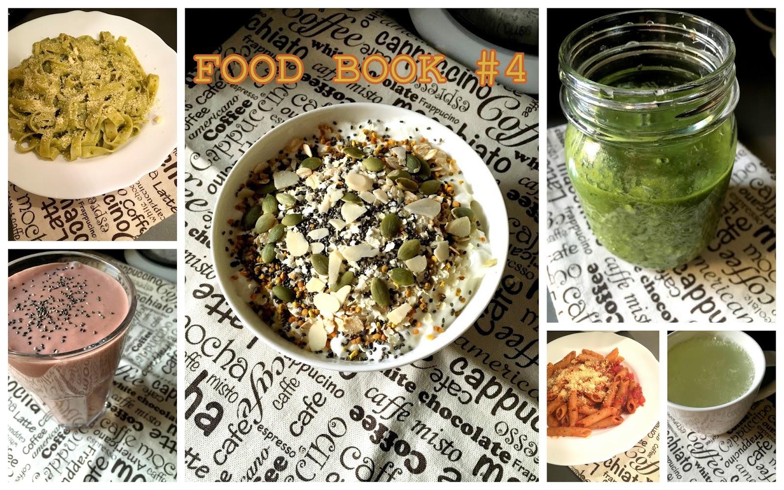 FOOD BOOK #4