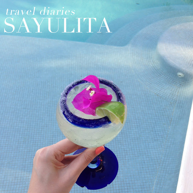 travel diaries Sayulita Mexico
