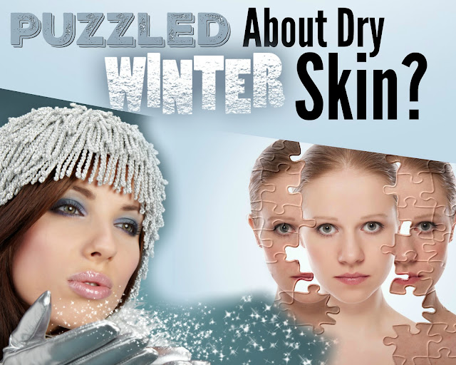 Tips for dry winter skin by barbies beauty bits
