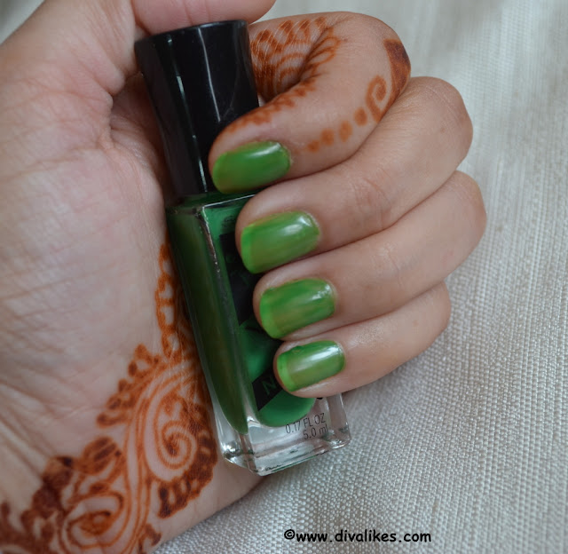 Sally Hansen I Heart Nail Art Neon Nail Color