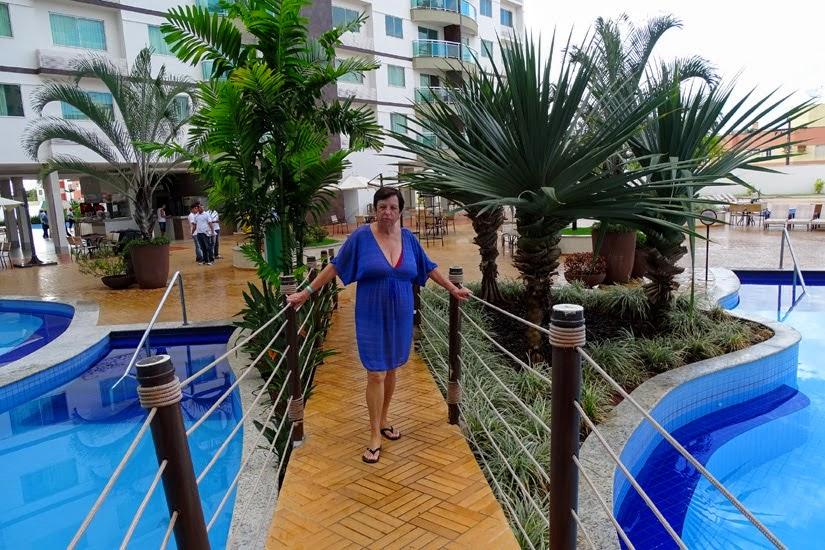 Onde ficar em Caldas Novas (GO) - Review hotel Privê Riviera Park