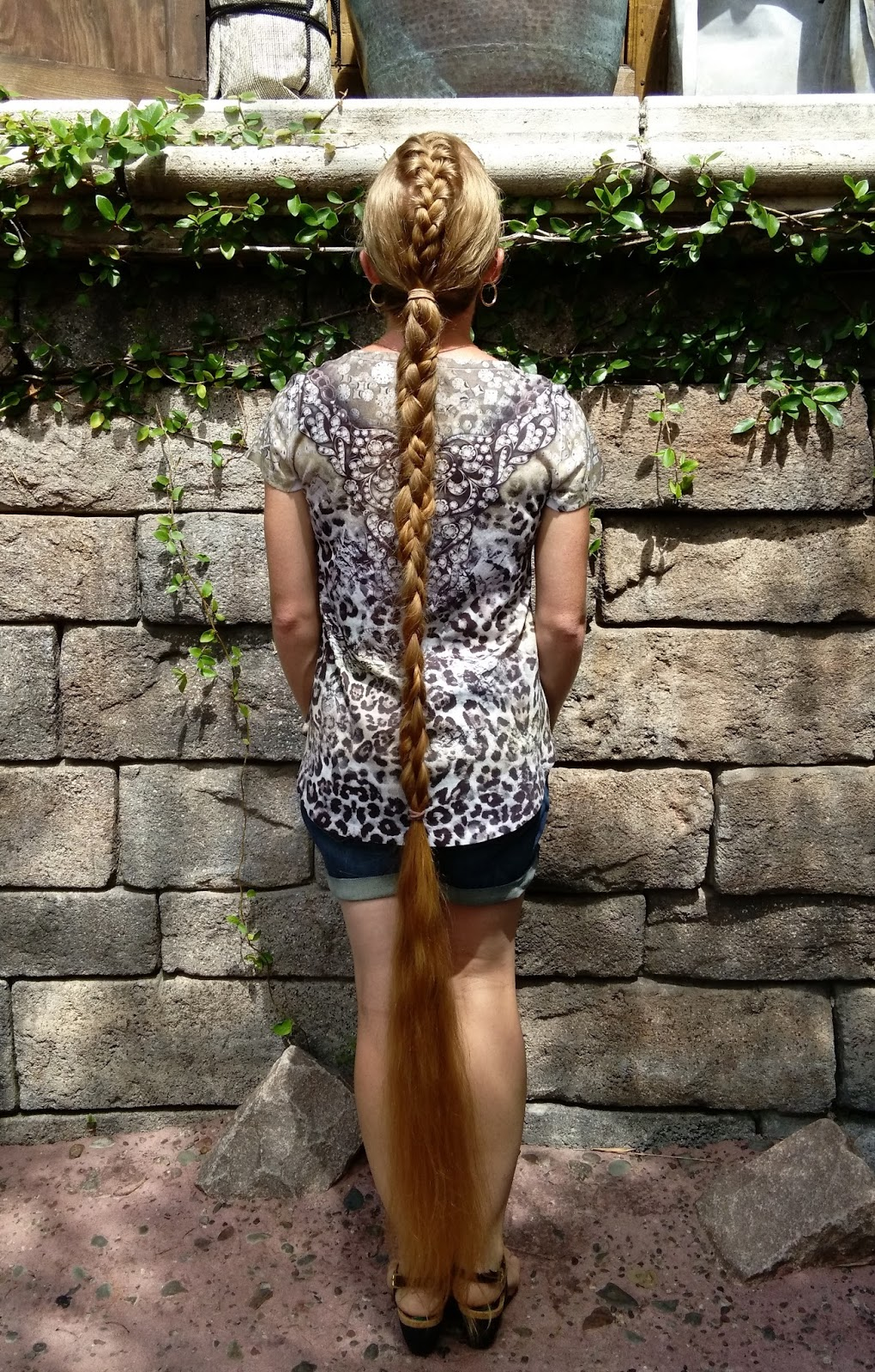 Braids & Hairstyles for Super Long Hair: Ankle-Length ...