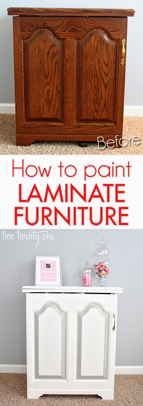 Best Diy Projects How To Paint Laminate Furniture