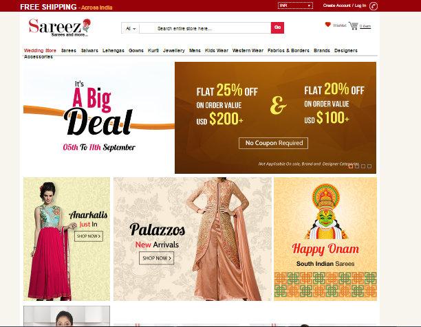 My Haul From Sareez.Com - Website Review