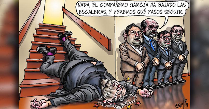 Carlincaturas Jueves 6 Diciembre 2018 - La República