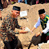 Peduli Gempa Lombok Warga Padang Salurkan Bantuan Rp 1.25 Milyar