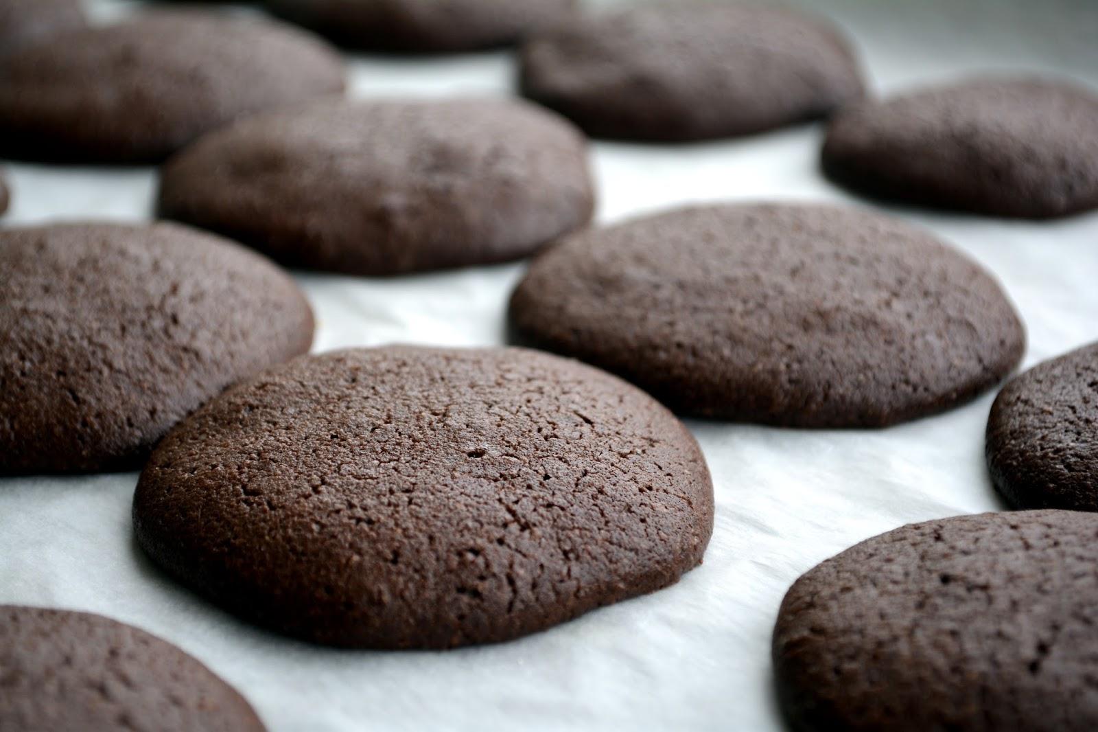 Siyez Unlu Çikolatalı Kurabiye Tarifi