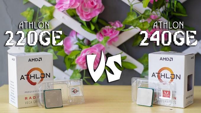Athlon 220GE dan Athlon 240GE, Bagaimana performansinya untuk PC murah meriah?