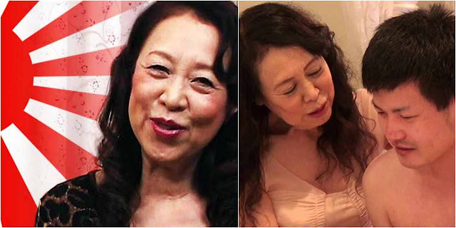 Japanese 'oldest porn queen' retires at 80