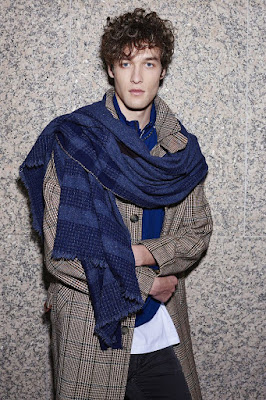 Foulard hiver Lovat and Green