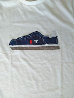 camiseta deportiva handmade