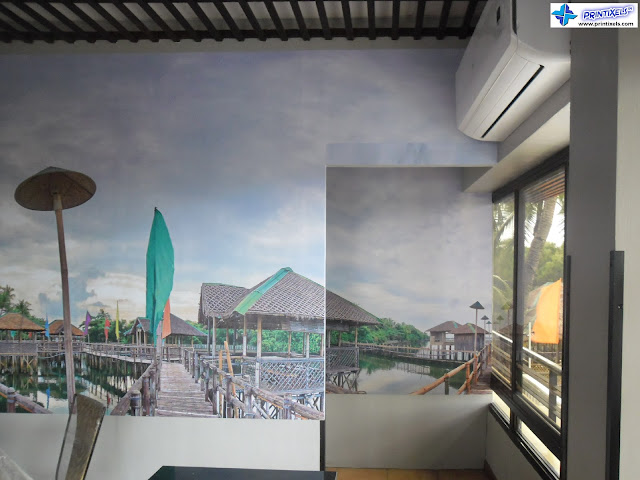 Bayside Wallpaper Stickers - Island Cove, Kawit, Cavite