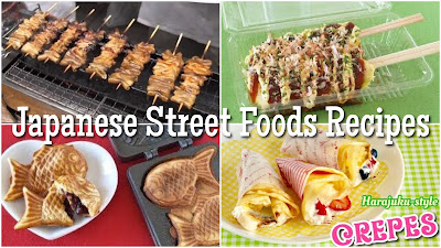 Top 8 Japanese Street Foods You Can Make at Home