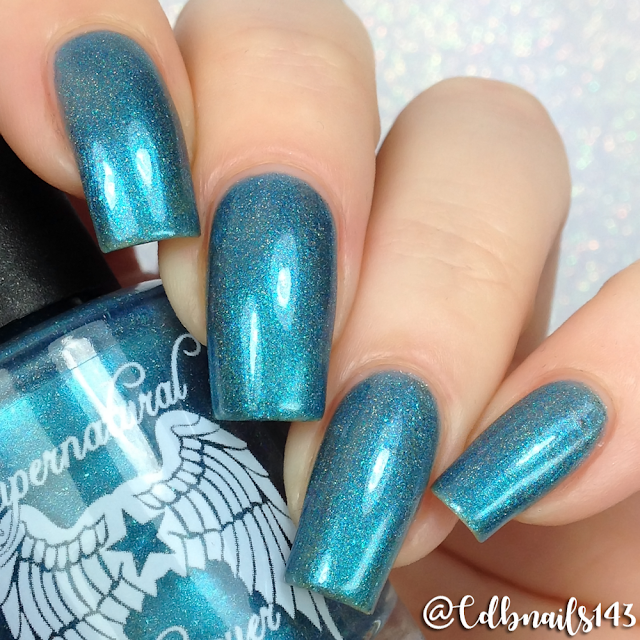 Supernatural Lacquer-God of the Dead