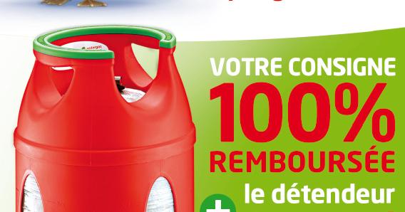 Promo Bouteille De Gaz Detendeur Offert Gamboahinestrosa