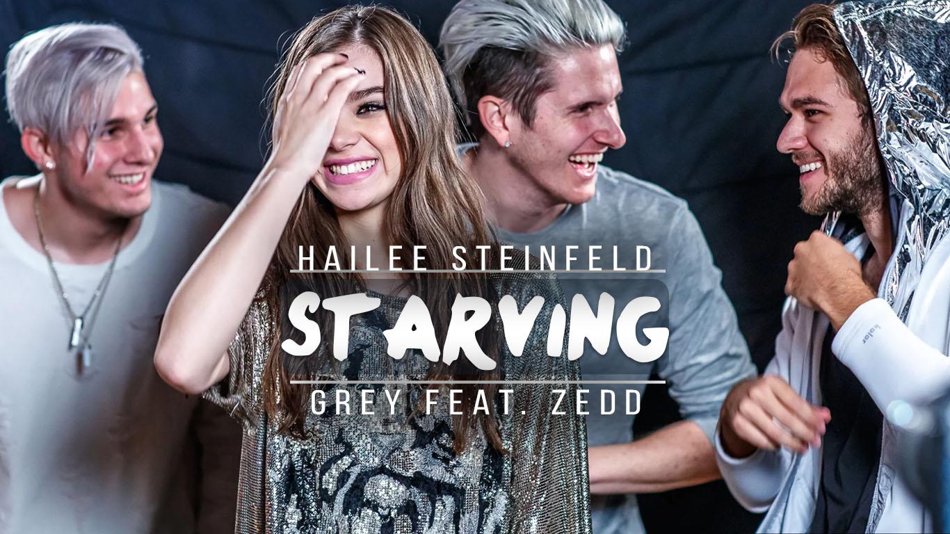 Starving Hailee Steinfeld & Grey feat. Zedd