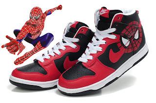 a62492d224d6 Sale Nike Dunk Spongebob  Nike Spiderman Sneakers On Best Sale