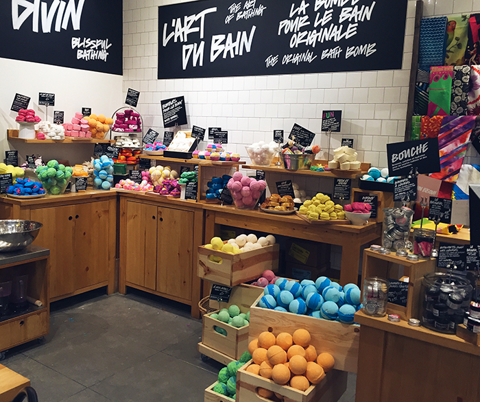 When Lush stole your heart