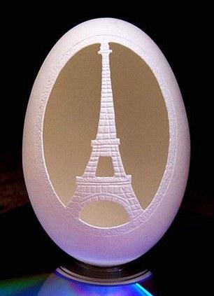Image result for Frans Sega cangkang telur