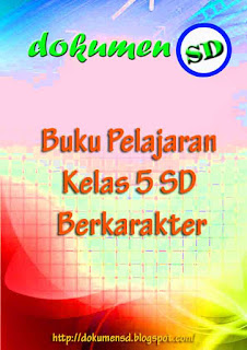 BUKU SD KELAS 5 Gratis Download