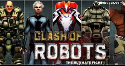 Clash Of Robots 3D 1.7 Çok Para Hileli Mod İndir,Tanıtım 2017