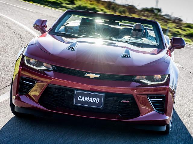 GM prepara importação do Novo Camaro