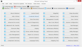 Ultimate Settings Panel v2.7 Released 2