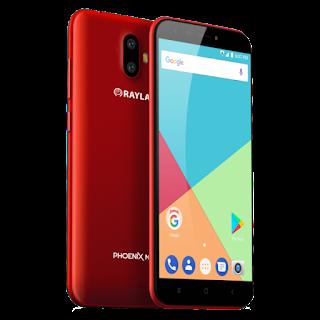 سعر و مواصفات هاتف RAYLAN PHOENIX N1