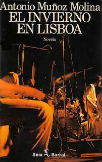 El invierno en Lisboa - Antonio Muñoz Molina (1987)