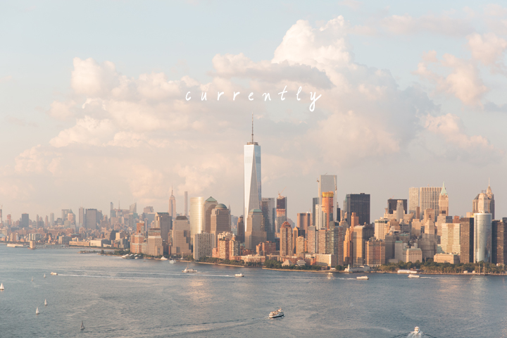 new york city skyline death to stock photo