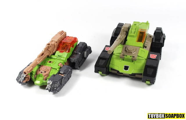 titans return hardhead g1