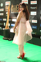 Nidhi Subbaiah Glamorous Pics in Transparent Peachy Gown at IIFA Utsavam Awards 2017  HD Exclusive Pics 57.JPG