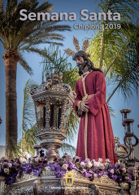 Cartel de la Semana Santa de Chipiona 2019