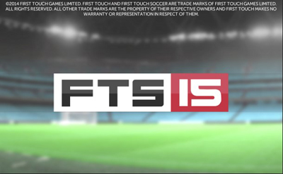 FTS 15 First Touch Soccer v2.09 Mod Apk + Data Unlimited VIP Money Android Terbaru