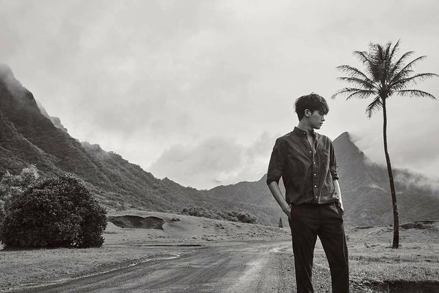 Park Hyung Sik, Park Hyung Sik Harpers Bazaar, Park Hyung Sik 2017