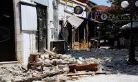 Σχεδόν 100 εκατ. ευρώ οι ζημιές στην Κω από τον σεισμό