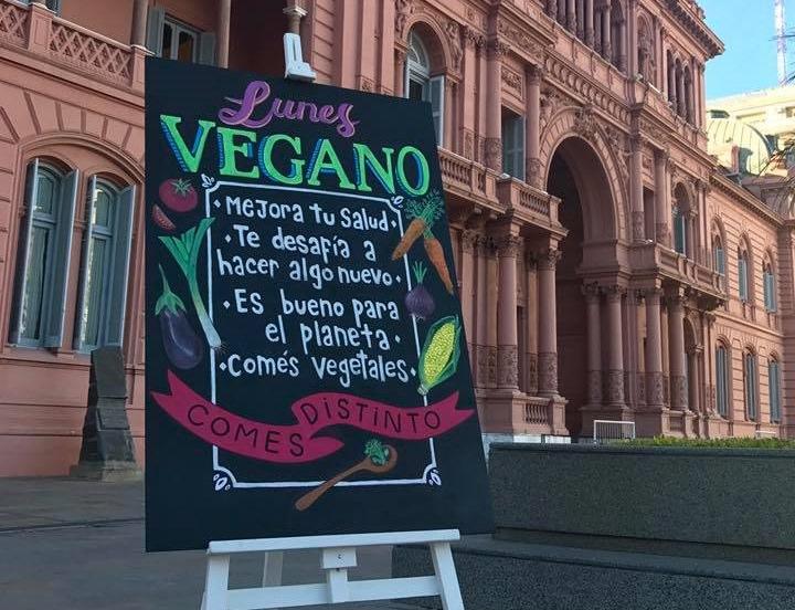 Cartaz segunda vegan