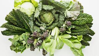 verduras y nitratos