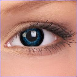 Starbust Blue - Kék Csillagpor Kontaktlencse 0ef6f51e9c