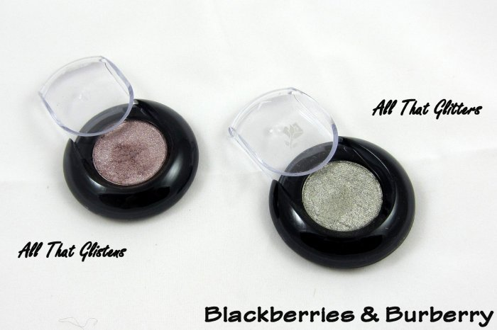 Blackberries and Burberry: Lancome All That Glistens Color