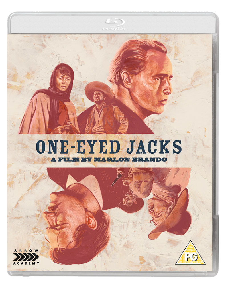 one-eyed jacks marlon brando arrow academy bluray