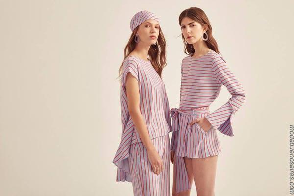 Ropa de mujer primavera verano 2019 ropa de moda.