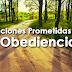 10 Versículos sobre las bendiciones Prometidas por la Obediencia