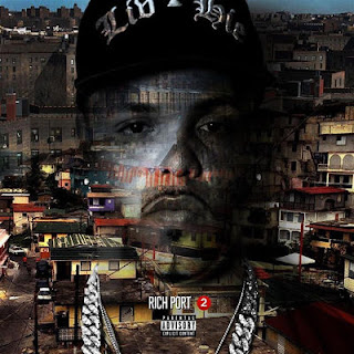 Axel Leon - Rich Port 2 - Album Download, Itunes Cover, Official Cover, Album CD Cover Art, Tracklist