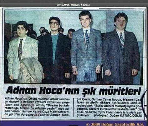 akademi dergisi, Mehmet Fahri Sertkaya, caner taslaman, sabetayistler, gizli yahudiler, evanjelistler, masonlar, siyonizm, gerçek yüzü, osman caner taslaman