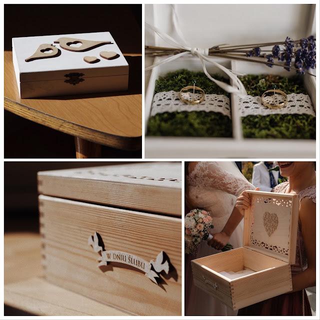 Zdjęcia pięknych elementów wykonanych/ozdobionych ręcznie przez rękofakturę.