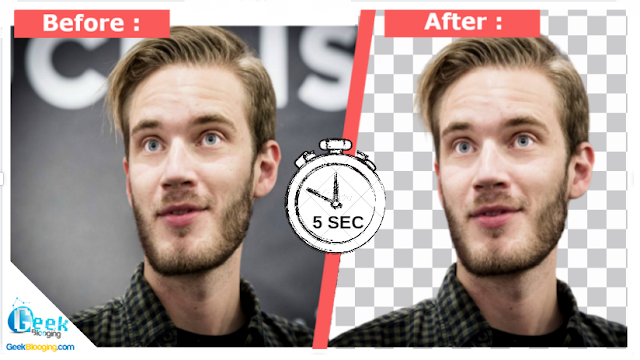 How to Remove Background From Image in Less Than 5 Secs [NO PHOTOSHOP]