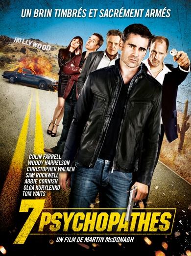 Seven Psychopaths งานป่วนฮาแสบรวมดาว [HD]