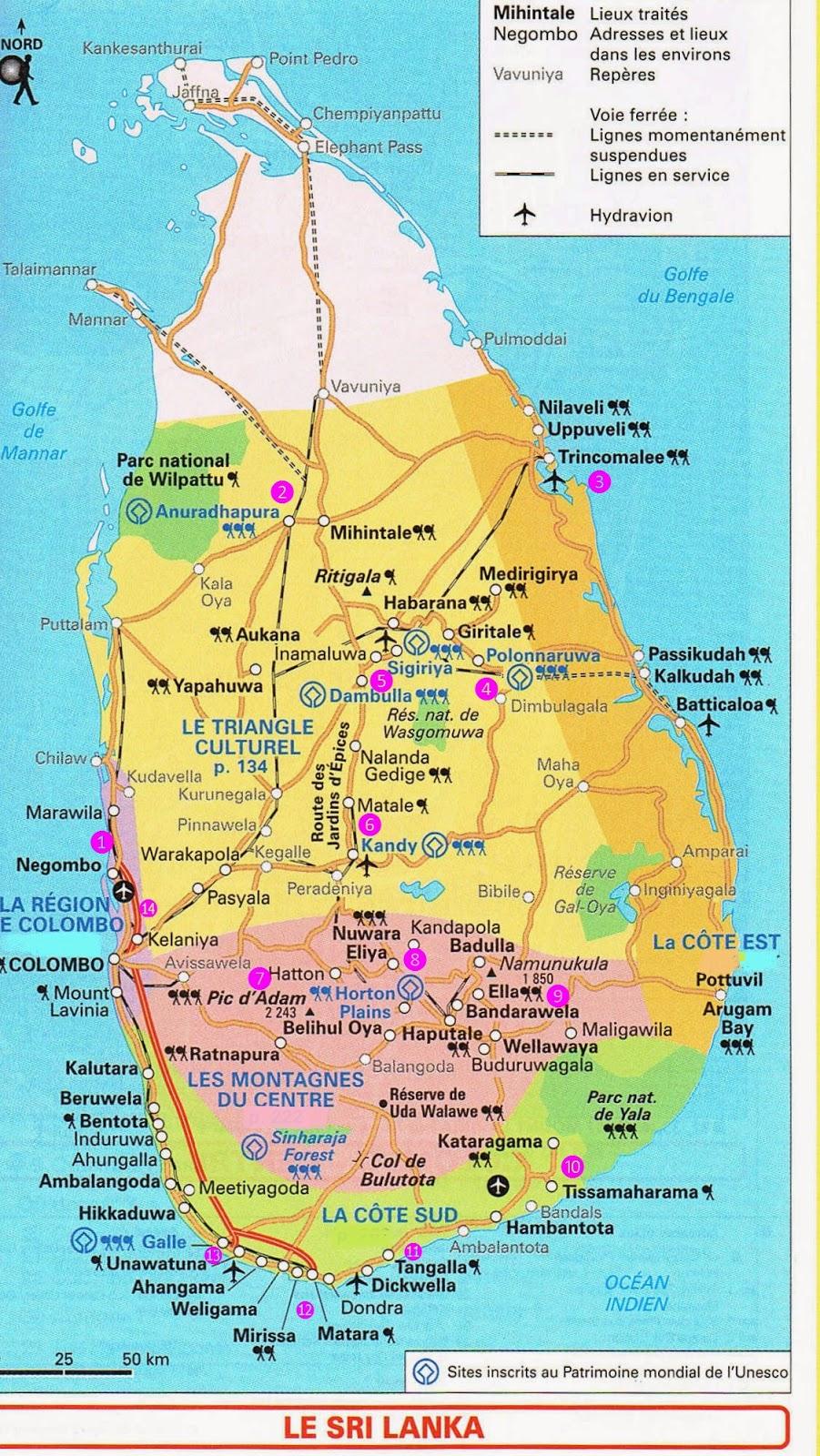 Sri Lanka Carte Ancien Nom.Les Gauchet En Vadrouille Sri Lanka Dubai Sri Lanka